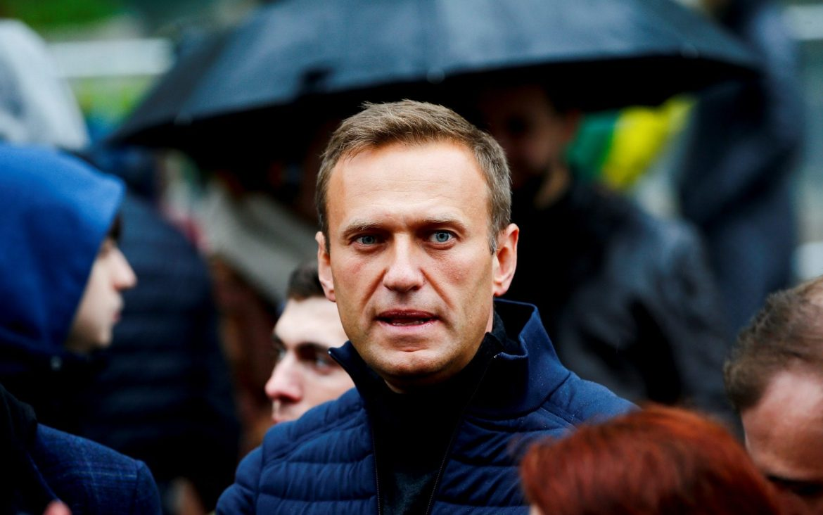 In France, they declared shock over the situation with Navalny