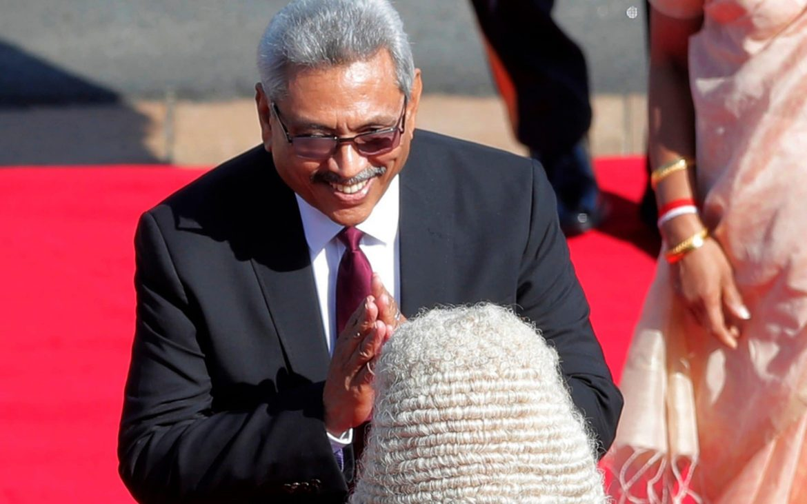 Sri Lanka will remove the limit on the power of the President